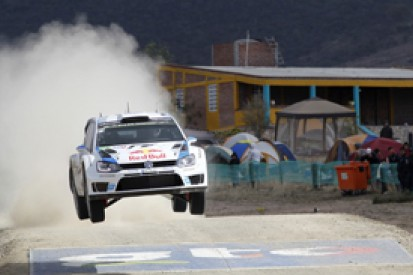 Rally Mexico: Sebastien Ogier wins in dominant Volkswagen one-two
