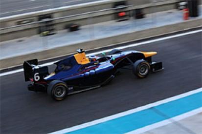 Arden GP3 test for F4 champion