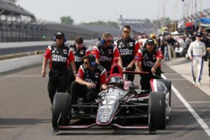 Rahal IndyCar team unlikely to run third car at Indianapolis 500
