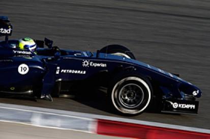 Felipe Massa thinks Williams can run at the front in Australian GP