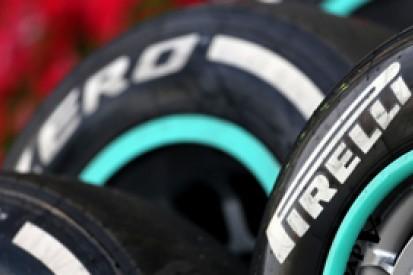 Pirelli announces 2014 Formula 1 tyre testing schedule