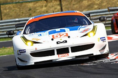 James Rossiter in frame for Ram Racing Le Mans 24 Hours drive