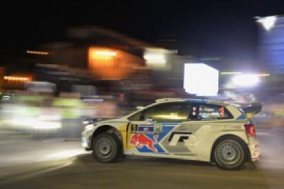 Rally Mexico: Sebastien Ogier fastest, Ott Tanak stars on opener