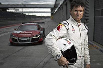 Felix Baumgartner enters Nurburgring 24 Hours in Audi R8