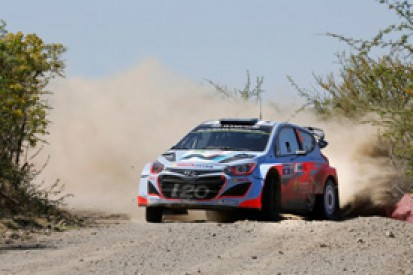 Hyundai boss expects i20 WRC car to be off the pace in Mexico