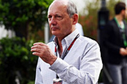 Ron Dennis says no rush to find new CEO for McLaren F1 team