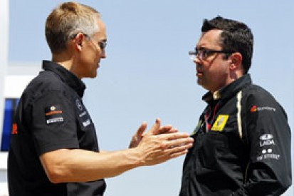 Whitmarsh made first approach for Boullier to join McLaren