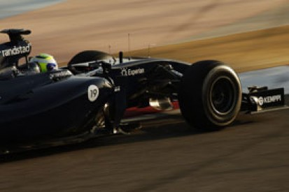 Williams: 2014 F1 test pace cause for Australian GP optimism