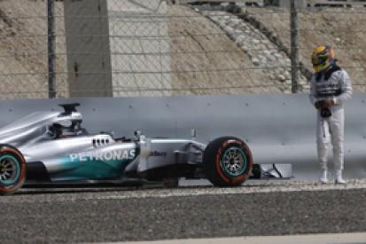 Mercedes F1 team still nervous ahead of Australian Grand Prix