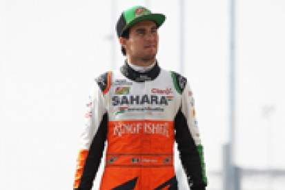 Force India: McLaren F1 experience improved Sergio Perez