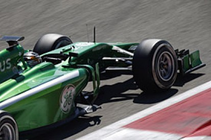 Caterham thinks F1 points not guaranteed with Australian GP finish
