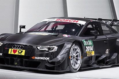 Audi reveals new DTM challenger ahead of 2014 season
