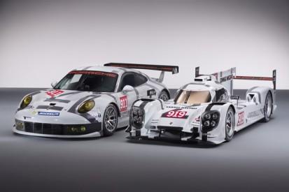 Porsche reveals livery for its 919 Le Mans 24 Hours LMP1 car