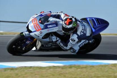 Phillip Island MotoGP test: Jorge Lorenzo stays on top on day two