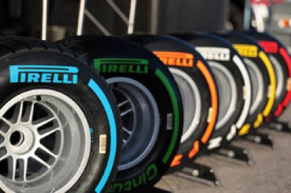 Pirelli announces tyre allocations for first four 2014 F1 races