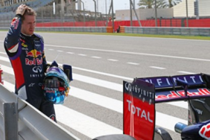 Bahrain F1 test: Sebastian Vettel surprised Red Bull issues persist