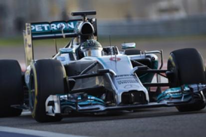 Bahrain F1 test: Nico Rosberg still has Mercedes reliability fears