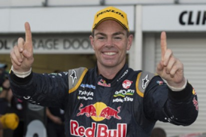 Adelaide V8 Supercars: Lowndes wins, McLaughlin gives Volvo podium