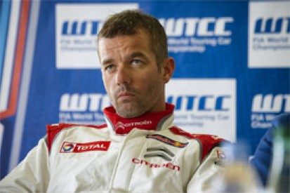 Sebastien Loeb admits he is 'not ready' to beat Muller in the WTCC