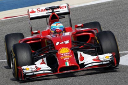 Alonso: performance now the priority for Ferrari in F1 2014 testing