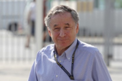 FIA president Jean Todt says Formula 1 double points not big issue