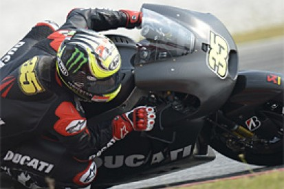 Ducati confirms switch to Open class for 2014 MotoGP season