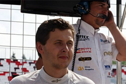 Nikolay Karamishev plans partial WTCC campaign in 2014