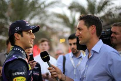 Red Bull 'not up to scratch' in 2014 F1 testing - Daniel Ricciardo