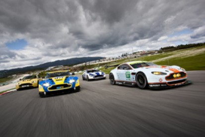 Bamboo Engineering links up with Aston Martin for 2014 WEC