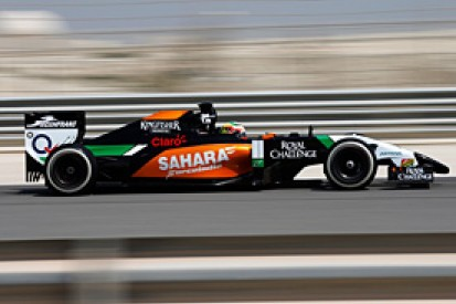 Bahrain F1 test: Perez ends first day on top, Red Bull hits trouble