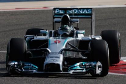 Bahrain F1 test: Rosberg says Australia preparation on the limit