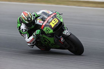 Sepang MotoGP test: Alvaro Bautista sets pace on first day