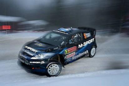 M-Sport delays new Fiesta RS WRC debut