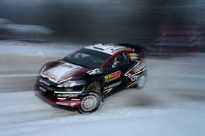 M-Sport's new Ford Fiesta RS WRC to run in Rally Mexico