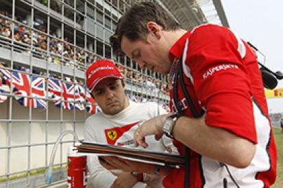 Massa's ex-race engineer Rob Smedley joins Williams F1 team