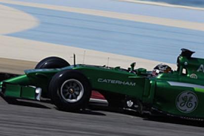 Kamui Kobayashi says GP2 car faster than his Caterham F1 machine