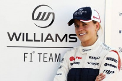Susie Wolff to get FP1 outings for Williams in British, German GPs