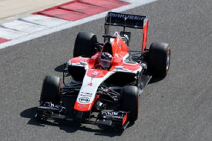 Marussia Bahrain F1 test disrupted by computer virus