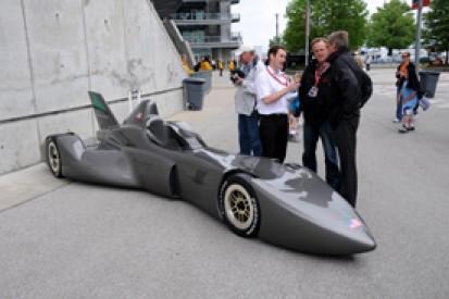 Indianapolis 500 open to adding 'experimental' Garage 34 entry slot