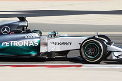 Bahrain F1 test: Nico Rosberg buoyed by low-fuel pace
