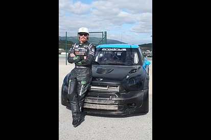 Guerlain Chicherit planning to compete in World Rallycross in 2014