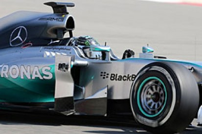 Bahrain F1 test: Rosberg keeps Mercedes on top on final morning