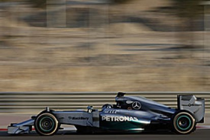 Bahrain F1 test: Nico Rosberg keeps Mercedes ahead as test ends