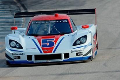 Sebastien Bourdais fastest in USC test at Sebring