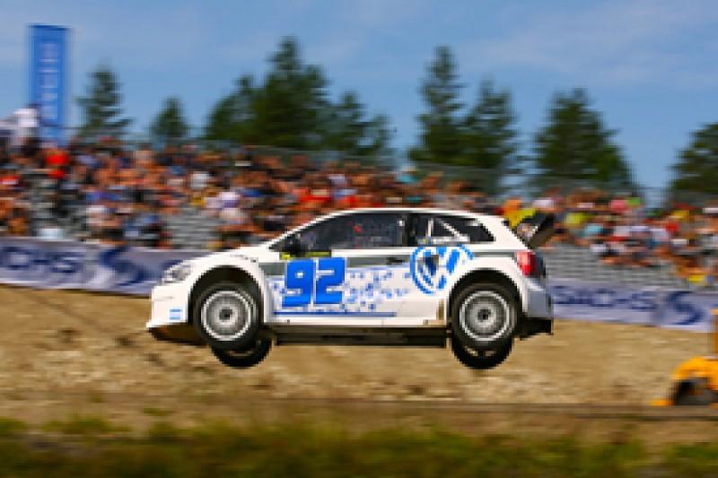 Volkswagen enters World Rallycross Championship with Marklund