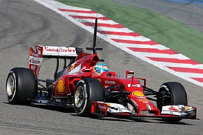 Bahrain F1 test: Fernando Alonso sets early pace on day two