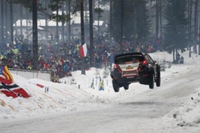 Ott Tanak feared he had lost his edge before WRC comeback