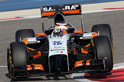Bahrain F1 test: Hulkenberg fastest as Red Bull hits problems again