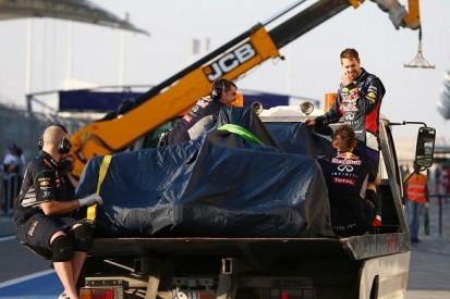 Red Bull has new problems in Bahrain F1 test says Sebastian Vettel