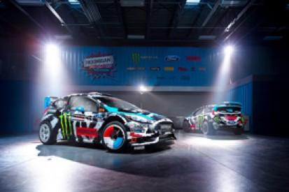 Ken Block to contest three World Rallycross rounds in 2014